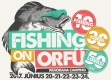 Fishing on Orfű 2017.06.20 - 06.24.